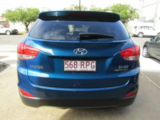 2011 Hyundai ix35 LM MY11 Highlander AWD Blue 6 Speed Sports Automatic Wagon.