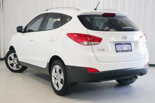 2014 Hyundai ix35 LM3 MY14 Active White 6 Speed Sports Automatic Wagon.