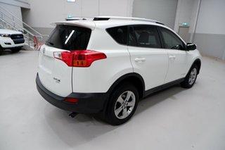 2015 Toyota RAV4 ALA49R GXL AWD White 6 Speed Sports Automatic Wagon