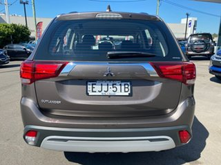 2019 Mitsubishi Outlander ZL MY20 ES AWD Brown 6 Speed Constant Variable Wagon