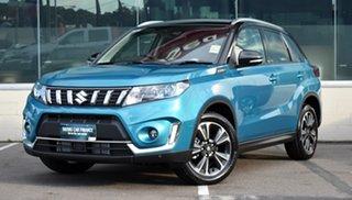 2020 Suzuki Vitara LY Series II Turbo 2WD Turquoise 6 Speed Sports Automatic Wagon.