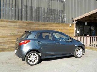2007 Mazda 2 DE10Y1 Genki Grey 5 Speed Manual Hatchback