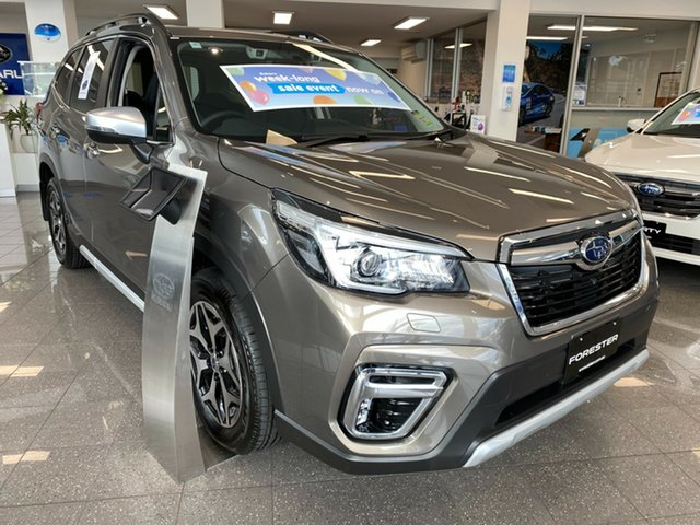 New Subaru Forester S5 MY20 Hybrid L CVT AWD, 2020 Subaru Forester S5 MY20 Hybrid L CVT AWD Sepia Bronze 7 Speed Constant Variable Wagon Hybrid