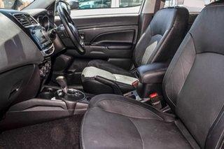 2016 Mitsubishi ASX XB MY15.5 XLS White 6 Speed Sports Automatic Wagon