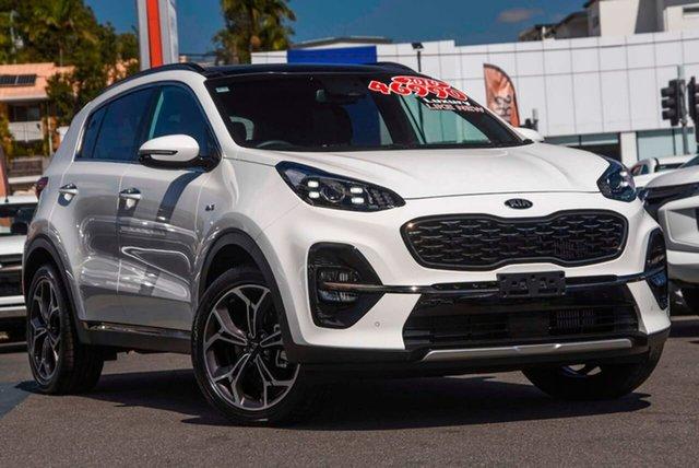 Used Kia Sportage QL MY20 GT-Line AWD, 2019 Kia Sportage QL MY20 GT-Line AWD White 8 Speed Sports Automatic Wagon