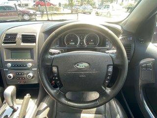 2003 Ford Falcon BA Tradesman Super Cab XL Silver 4 Speed Sports Automatic Traytop