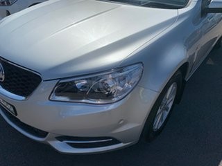 2015 Holden Commodore VF MY15 Evoke Sportwagon Silver 6 Speed Sports Automatic Wagon.