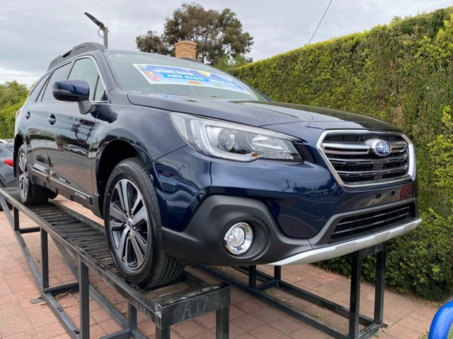New Subaru Outback B6A MY20 2.5i CVT AWD, 2020 Subaru Outback B6A MY20 2.5i CVT AWD Dark Blue Pearl 7 Speed Constant Variable Wagon