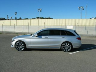 2016 Mercedes-Benz C250 205 MY16 D Silver 7 Speed Automatic Wagon