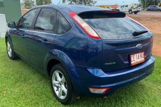 2010 Ford Focus LV LX Blue 4 Speed Sports Automatic Hatchback