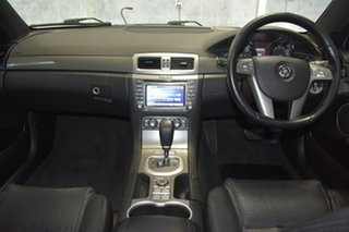 2012 Holden Caprice WM II MY12 White 6 Speed Automatic Sedan