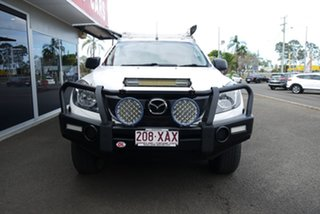 2016 Mazda BT-50 UR0YE1 XT 4x2 Hi-Rider 6 Speed Sports Automatic Cab Chassis