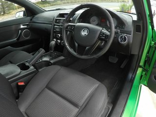 2007 Holden Commodore VE SV6 Green 5 Speed Auto Active Select Utility