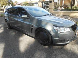 2013 Holden Commodore VF MY14 Evoke Sportwagon Grey 6 Speed Sports Automatic Wagon.