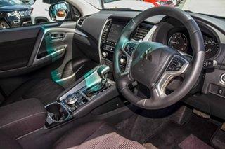 2019 Mitsubishi Pajero Sport QF MY20 GLX White 8 Speed Sports Automatic Wagon