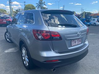 2012 Mazda CX-9 TB10A5 Luxury Activematic Grey 6 Speed Sports Automatic Wagon