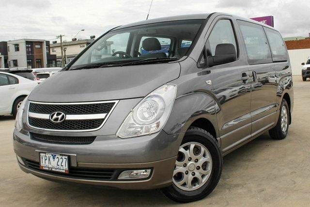 Used Hyundai iMAX TQ-W Selectronic, 2009 Hyundai iMAX TQ-W Selectronic Grey 5 Speed Sports Automatic Wagon