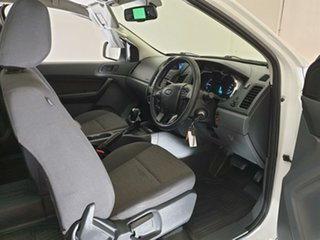 2012 Ford Ranger PX XL Hi-Rider White 6 Speed Sports Automatic Cab Chassis