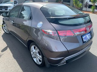 2011 Honda Civic 8th Gen MY11 SI Gold 5 Speed Automatic Hatchback.