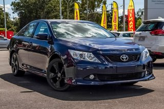2015 Toyota Aurion GSV50R Sportivo Blue 6 Speed Sports Automatic Sedan.