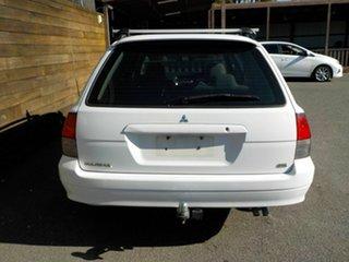 2003 Mitsubishi Magna TL ES White 4 Speed Automatic Wagon