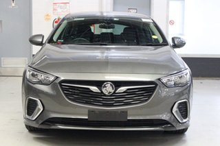 2018 Holden Commodore ZB RS Grey 9 Speed Automatic Liftback.