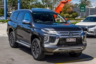 2019 Mitsubishi Pajero Sport QF MY20 Exceed Graphite Grey 8 Speed Sports Automatic Wagon.