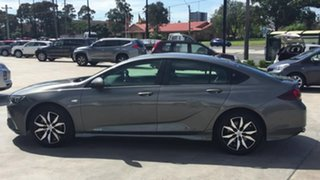 2018 Holden Commodore ZB MY18 RS Liftback AWD Grey 9 Speed Sports Automatic Liftback.