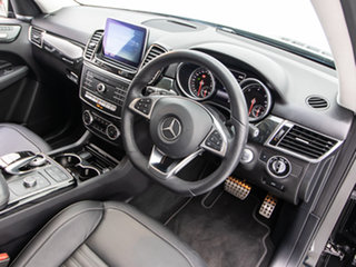 2015 Mercedes-Benz GLE350D 166 Black 9 Speed Automatic Wagon