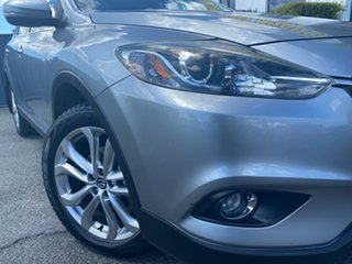 2012 Mazda CX-9 TB10A5 Luxury Activematic Grey 6 Speed Sports Automatic Wagon.