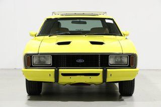 1978 Ford Falcon XC 500 Citrus 3 Speed Automatic Wagon.