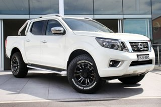 2020 Nissan Navara D23 S4 MY20 ST-X White Diamond 7 Speed Sports Automatic Utility.