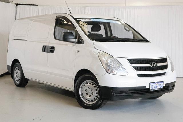 Used Hyundai iLOAD TQ-V , 2008 Hyundai iLOAD TQ-V White 5 Speed Manual Van