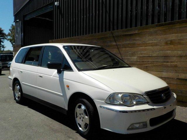 Used Honda Odyssey 2nd Gen , 2000 Honda Odyssey 2nd Gen White 4 Speed Automatic Wagon