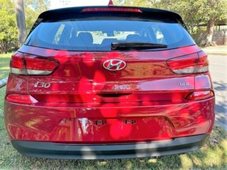 2019 Hyundai i30 PD.3 MY20 Go D-CT Fiery Red 7 Speed Sports Automatic Dual Clutch Hatchback