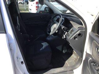 2009 Hyundai Tucson JM MY09 City SX White 4 Speed Sports Automatic Wagon