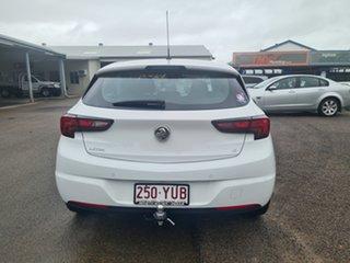 2019 Holden Astra BK R PLUS Summit White 6 Speed Automatic Hatchback