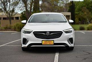 2018 Holden Commodore ZB MY18 RS Liftback AWD White 9 Speed Sports Automatic Liftback.