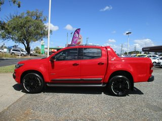 2016 Holden Colorado RG MY17 Z71 Pickup Crew Cab Red 6 Speed Sports Automatic Utility.
