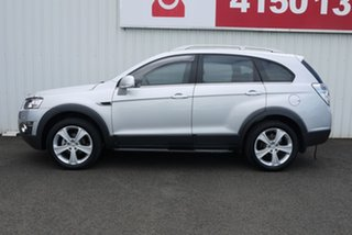 2012 Holden Captiva CG Series II 7 AWD LX Silver 6 Speed Sports Automatic Wagon
