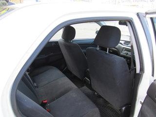 2007 Mitsubishi Lancer CH LS White 4 Speed Automatic Sedan