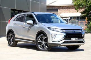 2019 Mitsubishi Eclipse Cross YA MY19 ES 2WD Silver 8 Speed Constant Variable Wagon
