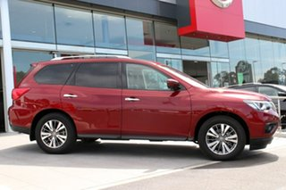 2020 Nissan Pathfinder R52 Series III MY19 ST-L X-tronic 4WD Redstone 1 Speed Constant Variable