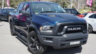 2020 Ram 1500 MY20 Warlock SWB Patriot Blue 8 Speed Automatic Utility.