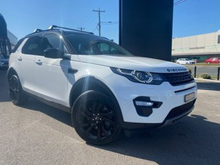 2016 Land Rover Discovery Sport L550 17MY TD4 180 HSE White 9 Speed Sports Automatic Wagon
