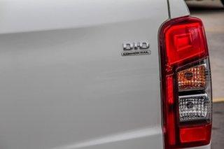 2019 Mitsubishi Triton MR MY19 GLX Double Cab White 6 Speed Manual Utility