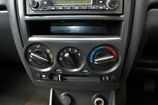 2008 Hyundai Getz TB MY09 S Green 5 Speed Manual Hatchback
