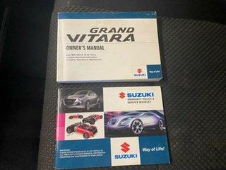 2010 Suzuki Grand Vitara JB MY09 Beige Metallic 5 Speed Manual Wagon
