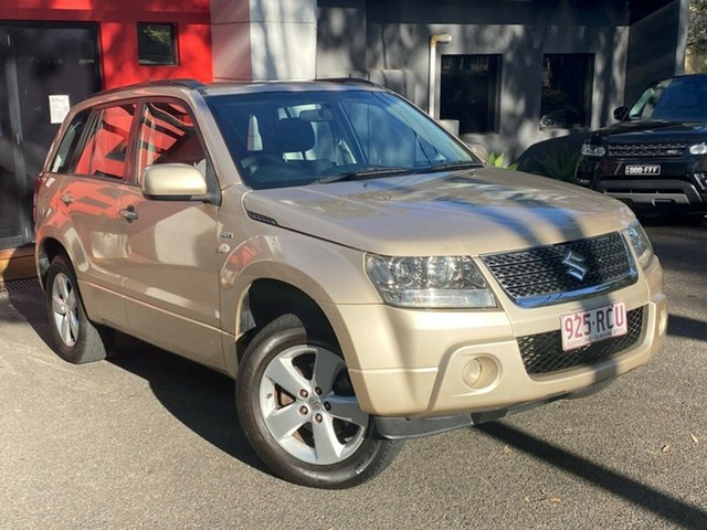 Used Suzuki Grand Vitara JB MY09 , 2010 Suzuki Grand Vitara JB MY09 Beige Metallic 5 Speed Manual Wagon