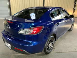 2010 Mazda 3 BL10F1 Neo Activematic Blue 5 Speed Sports Automatic Hatchback.